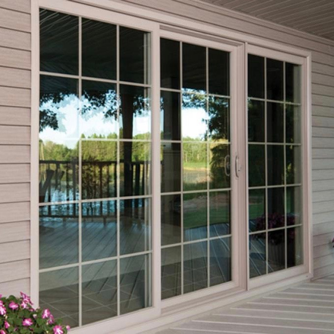 Sliding patio doors offer convenience and protection for your home.